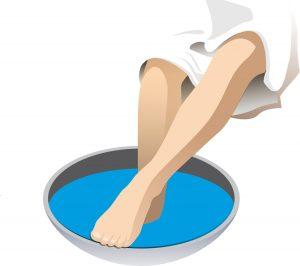 лечение фарингита_ванна