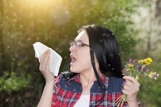 Аллергический насморк