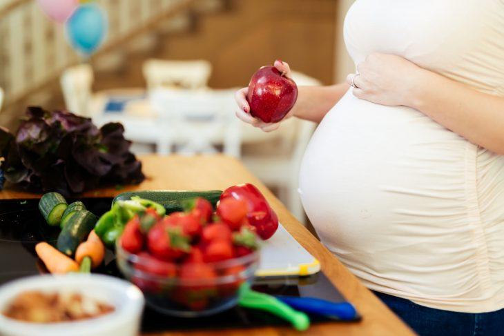 Что можно при ангине беременным