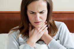 Заглоточный абсцесс: симптомы и лечение