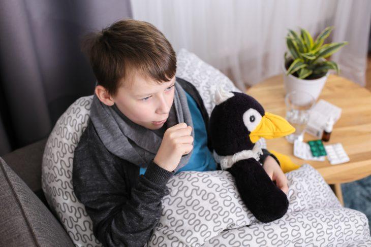 Ложный круп у взрослых лечение