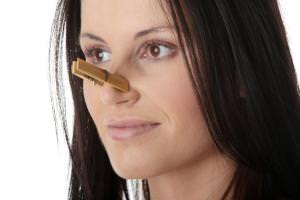 Потеря обоняния: причины и лечение