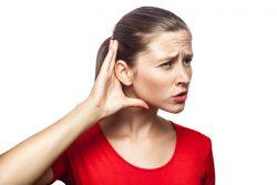 Приобретенная глухота