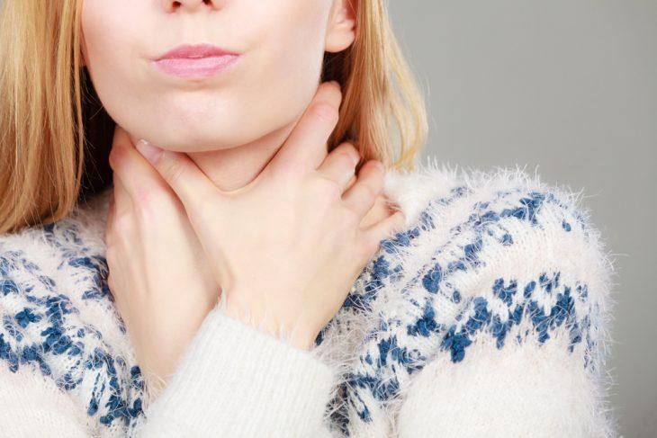 Ком в горле – что это? Причины и лечение