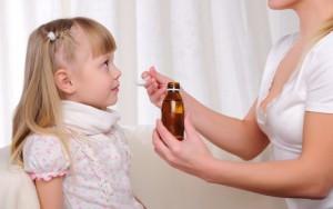 Средства от кашля для детей: обзор препаратов