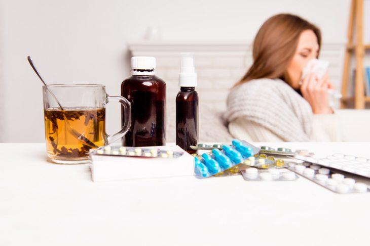 Противокашлевые препараты при сухом кашле для взрослых и детей