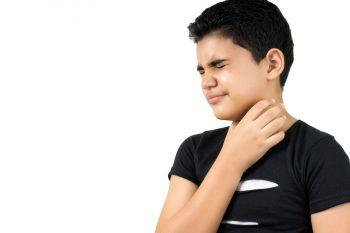 Воспаление небных миндалин