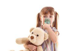 Ингаляции небулайзером при кашле у ребенка