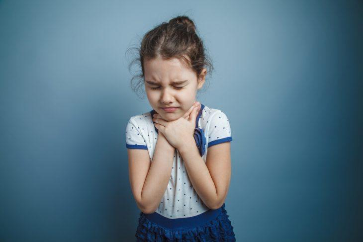 Ангина у ребенка 2 лет: как лечить