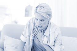 Одышка у взрослых: причины и лечение